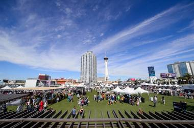 Most people probably think of the Las Vegas Festival Grounds as the big empty lot where the first and only edition of Rock in Rio USA was held in 2015. But last month brought the iHeartRadio festival to the site and October has three big events, including ...