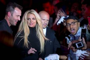 Britney Spears Announces Park MGM Residency