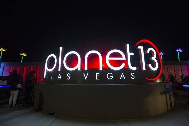 Planet 13 Grand Opening
