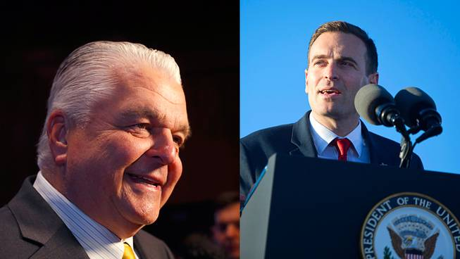 Laxalt vs. Sisolak