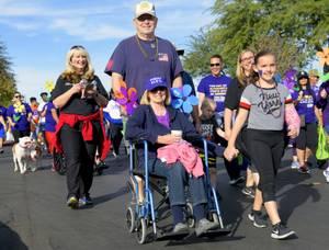 Walk to End Alzheimer's - Las Vegas Sun News