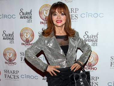 Judy Tenuta, 61, has been around all sorts of stars through nearly four decades in comedy, but there's a special star in Las Vegas waiting for her next week. She'll be honored on her birthday, November 7, when her name is added to ...