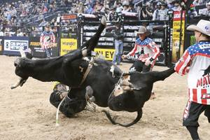 PBR World Finals, Night One