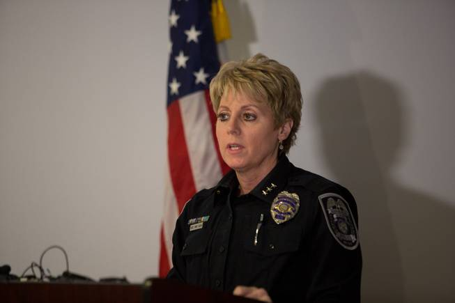 North Las Vegas Police Give Update on Nov 1st Drive-By Shooting Suspects