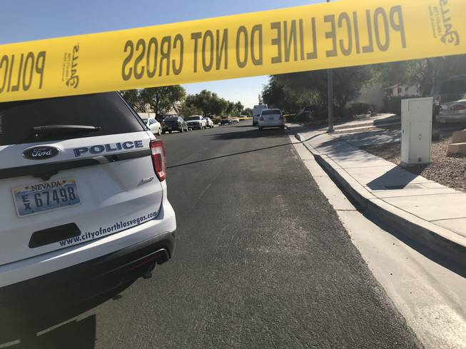 NLV toddler in critical condition after accidentally