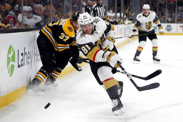 Live blog: Golden Knights seek repeat performance in second game with Ducks