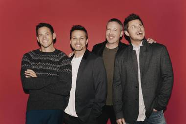 One-fourth of 98 Degrees, singer Jeff Timmons, has lived in Las Vegas for almost seven years.