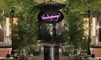 "Lisa Vanderpump of ""Real Housewives of Beverly Hills"" fame is teaming with Caesars Palace to open a lounge early next year. Vanderpump Cocktail Garden will reflect her restaurants in California — Villa Blanca, SUR, Pump and Tom Tom — and ""bring a taste of Los Angeles to Las Vegas."" It will be located between the Colosseum and the entrance to the Forum Shops. ""I have always loved Las Vegas. It has always been a dream of mine to see our brand in ..."