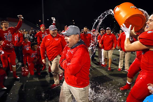 Arbor View Wins Mountain Region Championship