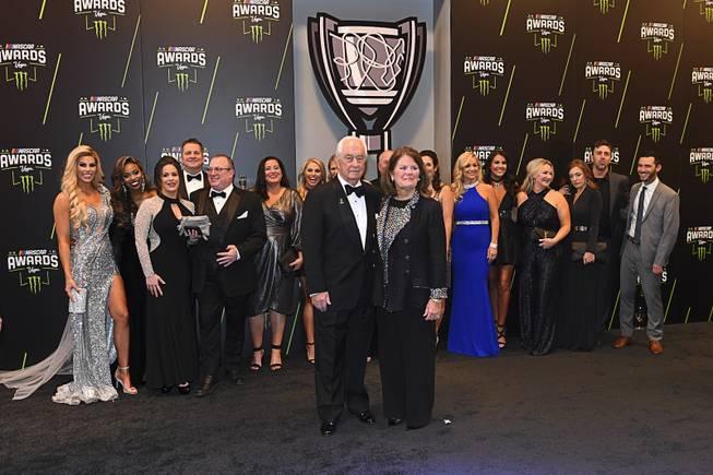 2018 NASCAR Awards Banquet