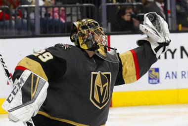 He has 431 NHL wins, the ninth-most in league history. He has won three Stanley Cup rings, five conference championship trophies and an Olympic goal medal. And he still might have some of his best hockey ahead of him considering he's only 34 years old and is contracted for three more seasons with the Golden Knights.