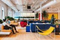 The world's largest coworking space provider is making Las Vegas the home of one of its newest expansion projects ...