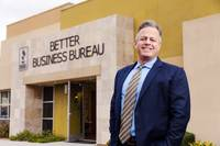 "George Cartwright is president and CEO of the Better Business Bureau of Southern Nevada, whose mission is to be the leader in advancing marketplace trust — ""that of an ethical marketplace where buyers and sellers trust each other,"" he says."