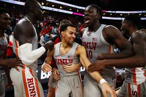 UNLV Defeats BYU in Overtime