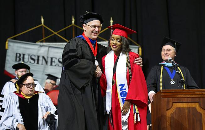 UNLV 2018 Winter Commencement