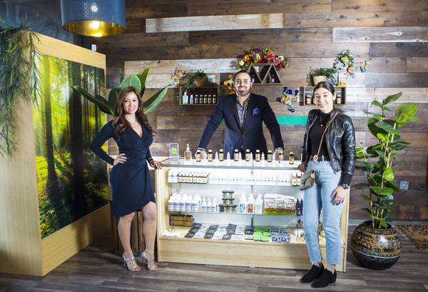 Las Vegan used hard work, innovation to rise to the top of the hemp industry