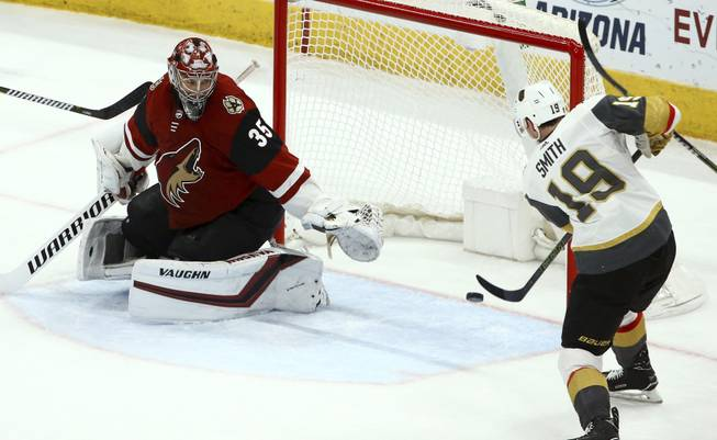 Golden Knights Finish Strong At Arizona Have Momentum Heading Into