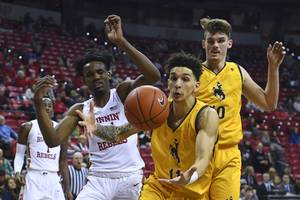 UNLV Beats Wyoming 68-56