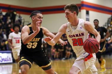While several of Gorman's leaders through the years garnered NBA buzz from the time they were in middle school, Noah Taitz ascended more slowly.