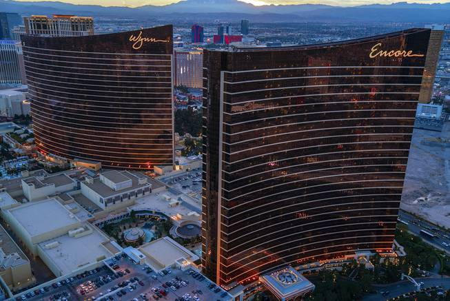 Wynn, Encore to offer free self-parking without restrictions - Las