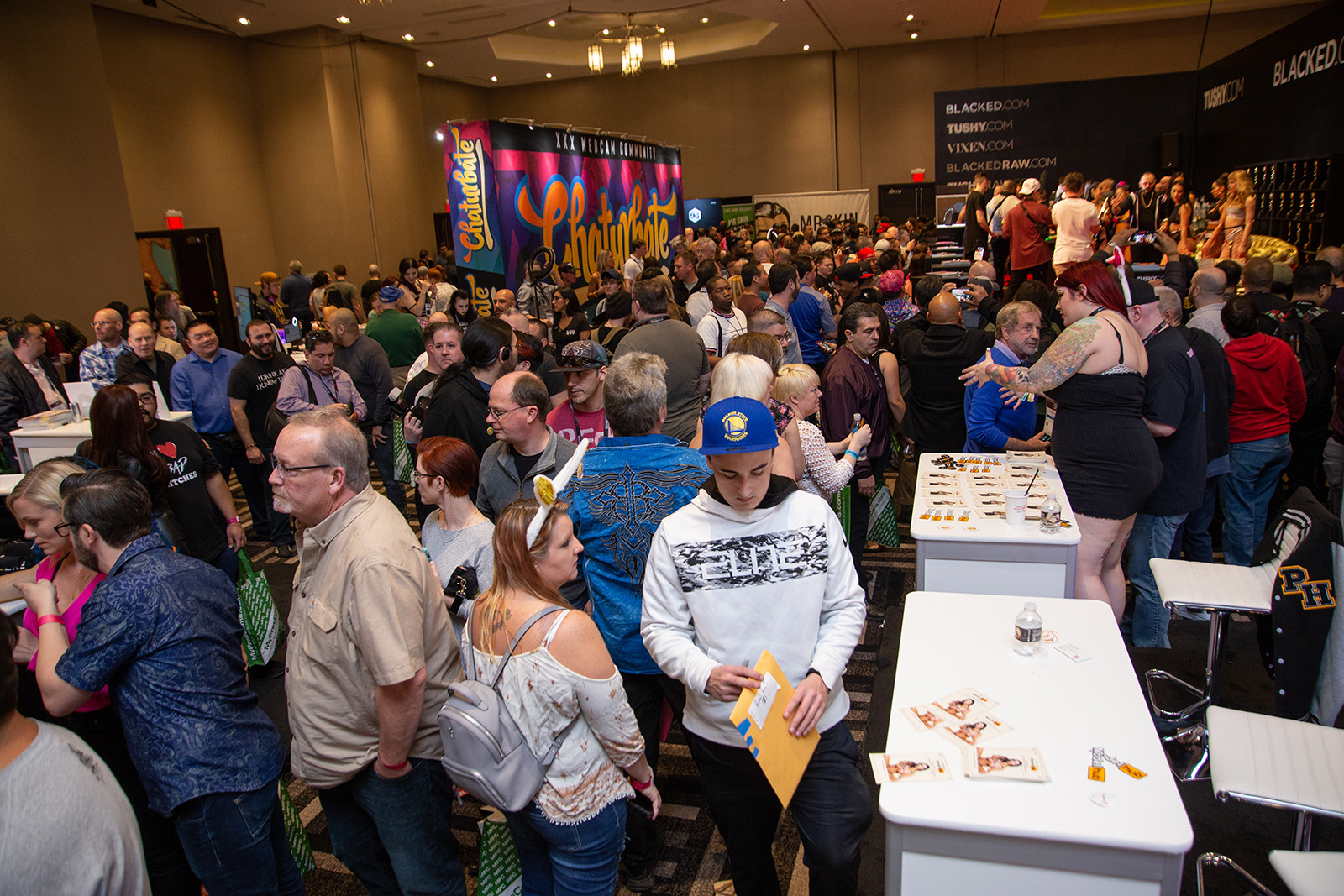 Photograph : AVN Adult Entertainment Expo -