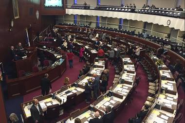 In just days, the first majority-female state legislature in the nation will come to an end and be written as another chapter in the history of Nevada.