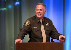 Clark County Sheriff Joe Lombardo delivers the State of the ...