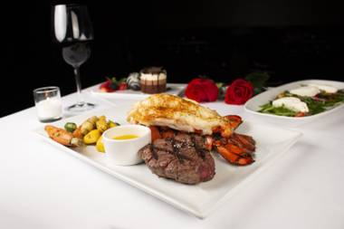 Las Vegas is one of the greatest restaurant cities in the world but so many terrific dining options can make it difficult to choose your destination for Valentine's Day. Here are 14 possibilities for ...