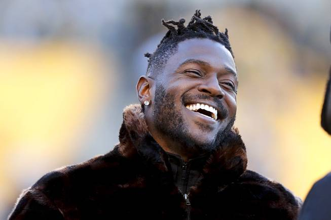 Bills bail on Antonio Brown trade talks, per report