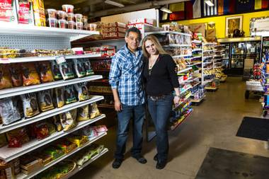 Tucked into a suburban west Las Vegas strip mall is a small family-owned shop. Its shelves brim with treasured European treats, such as strong Turkish coffee, Bosnian cookies, German chocolates, hard-to-find Greek wines and breads baked in-house.