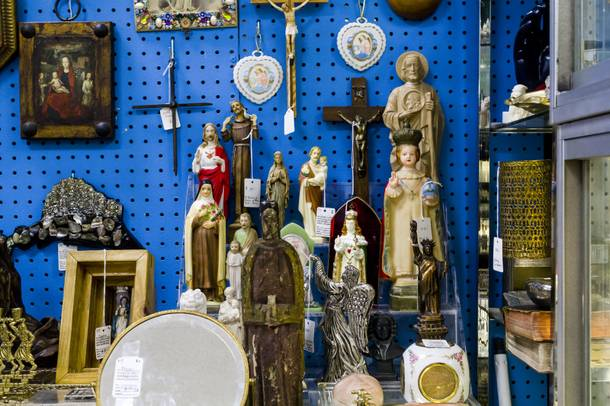 Charleston Antique Mall February 24, 2019