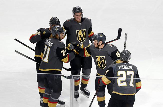 10 things to watch as Golden Knights ready for playoffs in season's
