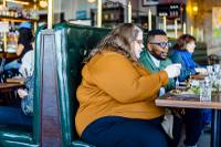 Rebecca Alexander's worst experience dining while large happened just after she nailed a promotion at a nonprofit organization ...