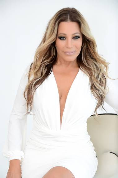 Taylor Dayne performs at the Silverton this weekend.