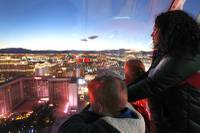 Five years after its debut, Caesars Entertainment's massive High Roller observation wheel has cemented a spot among the top attractions on the Strip. A constantly moving wheel with 28 glass-walled pods, the attraction ...