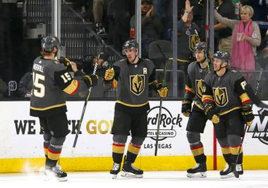 Hockey season is here, and the Vegas Golden Knights are currently in the midst of training camp. Though their roster is mostly set after two seasons that saw them make the playoffs, the Knights do have a ...