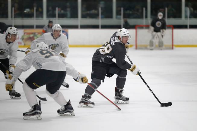 Golden Knights Could Have Diamond In The Rough With Prospect Jack