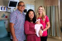 Care and compassion are the hallmarks of registered nurse Johanna Gurr, who has been with MountainView Hospital's Neonatal Intensive Care Unit for the past 14 years. A shining example of this is her care of premature baby Alita Andaya and her parents, Rosemarie and Joel Andaya...