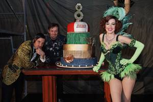 ABSINTHE CELEBRATES EIGHT YEARS AT CAESARS PALACE