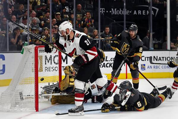 Blog: Golden Knights Fall To Coyotes In Final Regular