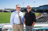 With professional sports franchises and venues transforming Las Vegas, a new minor league ballpark in Summerlin is about to provide an economic jolt for the master-planned community. On about 70 days this spring and summer, thousands of people will visit the new, $150 million Las Vegas Ballpark, where the Aviators will ...
