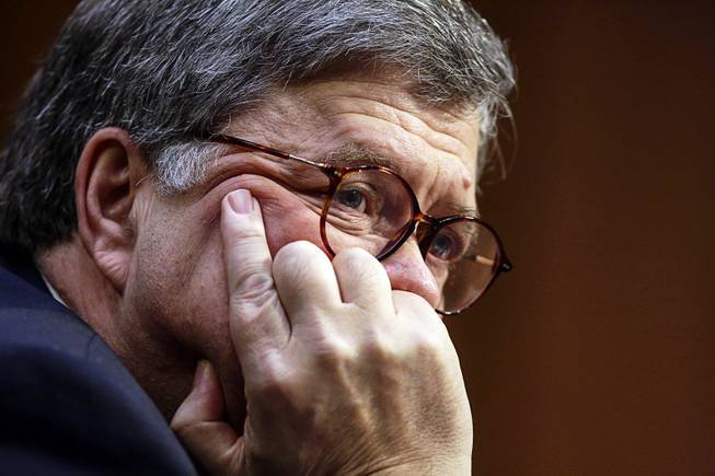 Barr reviewing origins of FBI's Russian Federation investigation