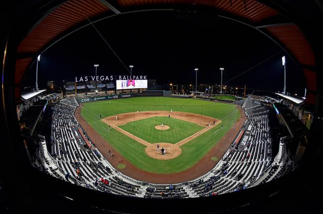 Las Vegas to host Triple-A baseball championship game - Las