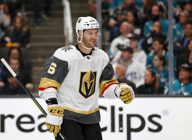 Golden Knights deal Colin Miller to Sabres in latest cap