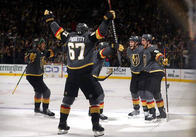separation shoes 6276c 21bfa How the Golden Knights' lineup could look in 2019-20 - Las ...