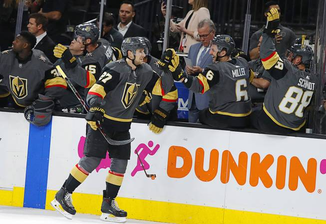 Golden Knights Shut Out Sharks in Game 4
