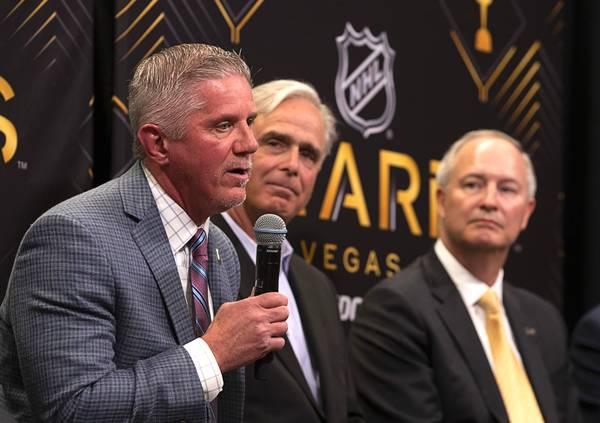 NHL Awards to be held June 19 at Mandalay Bay Events Center