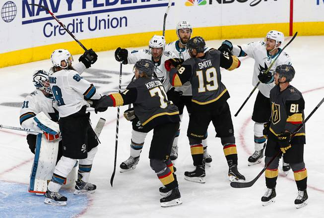 Golden Knights forward accuses refs of stealing Game 7 from Vegas