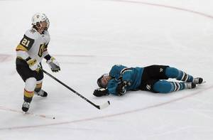 Game 7: VGK Lose To Sharks In OT