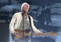 "Sin City? More like Sting City. Grammy-winning superstar Sting is heading to Las Vegas to launch a residency next year. Sixteen performances of ""Sting: My Songs"" will take place at The Colosseum at Caesars Palace, beginning May 22, 2020. Shows are also ..."